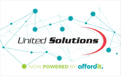 Press Release: United Solutions Integrates Affordit